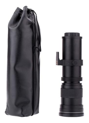 420-800mm F/8.3-16 Super Telefoto Lente Para Canon Dslr