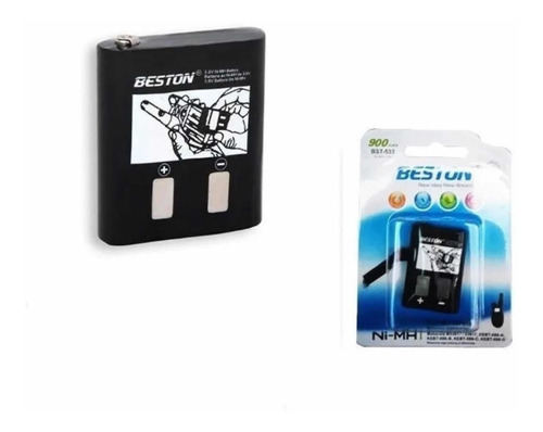 Pila Bateria Beston Bst-53 Radio Walkie Talkie Motorola 3.6v