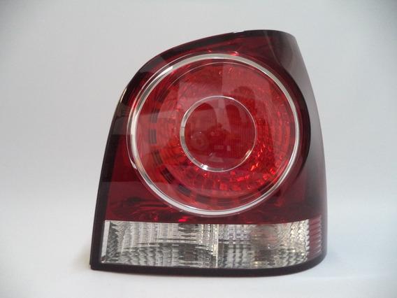 Lanterna Traseira L/d Polo 2007/2012 Ref: 6q6945096ab