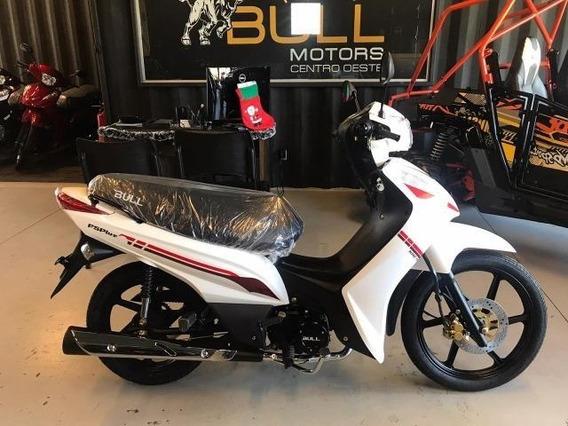 Moto 50cc. 2020.a Mais Econômica Do Brasil. Bull Motors