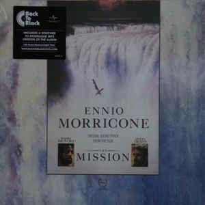 Ennio Morricone The Mission La Misión Ost Nuevo Y Sellado