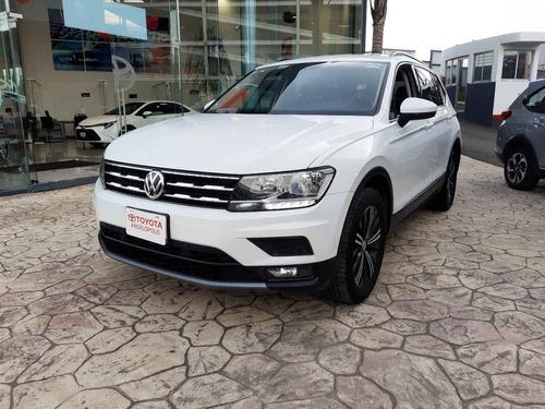 Imagen 1 de 15 de Volkswagen  Tiguan  2019  5p Confortline L4/1.4/t Aut Piel