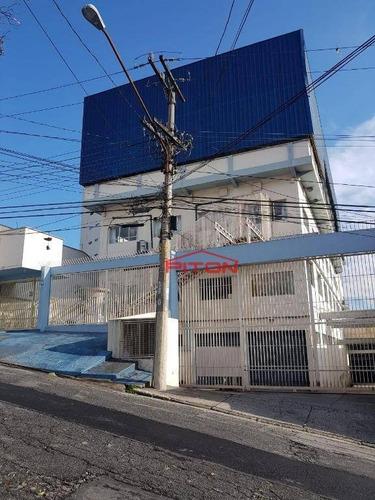 Prédio À Venda, 3000 M² Por R$ 13.500.000,00 - Penha De França - São Paulo/sp - Pr0009