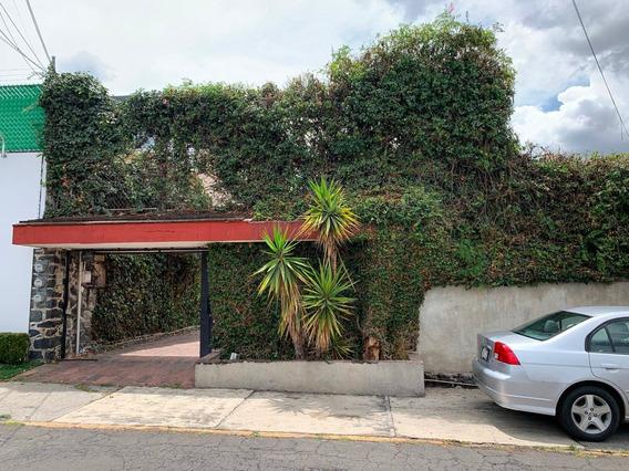 Casa En Venta En Jardines Del Pedregal, Álvaro Obregón