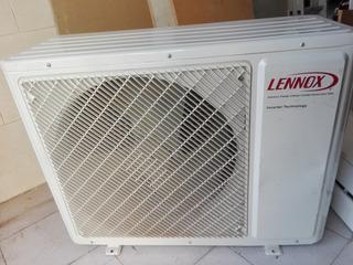 Aire Acondicionado Mini Split Indoor Lennox 60hz 18.000btu
