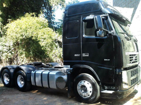 Volvo Fh 520 6x4 2011 Com Bitrem - 2011