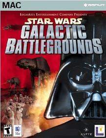 Game Lacrado Mac Star Wars Galactic Battlegrounds