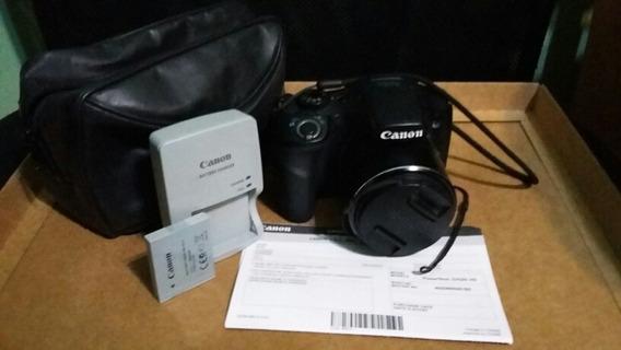 Câmera Canon Powershot Sx520 Hs (excelente Estado De Conservação!! Pouco Uso)