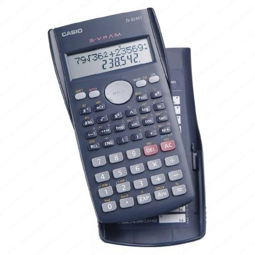 Calculadora Científica Com 240 Funções Casio Fx-82ms-sc4-dt