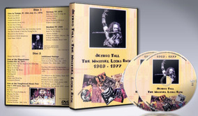 Dvd Jethro Tull - The Minstrel Looks Back 1969 - 1977