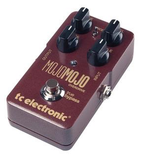 Pedal De Guitarra Tc Electronic Mojo Mojo Overdrive Rock