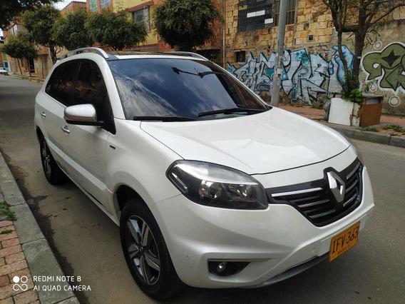 Renault Koleos Privilege 4x4 Bose Techo