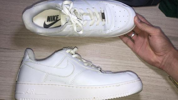 Tênis Nike Air Force 1 Original Pouco Uso