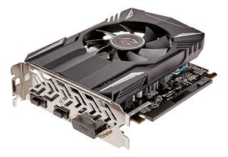 Tarjeta De Video Asrock Radeon Rx560 Equipada Con Un Modelo