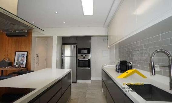 Apartamento A Venda No Bairro Empresarial 18 Do Forte Em - Vpone-1w-1