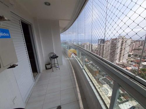 Apartamento Com 3 Dorms, Tupi, Praia Grande - R$ 899 Mil, Cod: 5943 - V5943