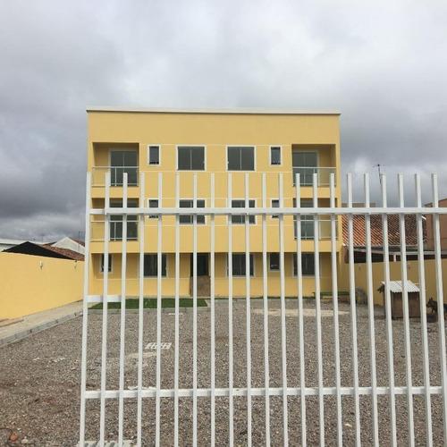 Imagem 1 de 15 de Apartamento Garden Com 2 Dormitórios No Roseira - São José Dos Pinhais/pr - Gd0194