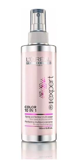Color 10 En 1 Spray Reparador Capilar Loreal Vitamino Color