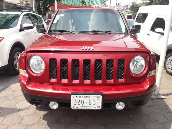 Jeep Patriot Latitude Fwd Aut