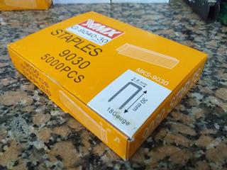 Caja de grapas tipo 92 x 15mm de largo 5.000 unidades