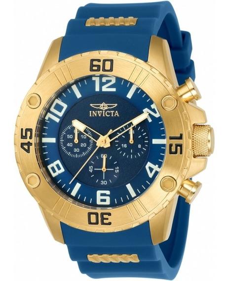 Relógios Invicta Pro Diver 22699 Ouro 18k