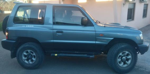 Mitsubishi Montero Intercooler 2800