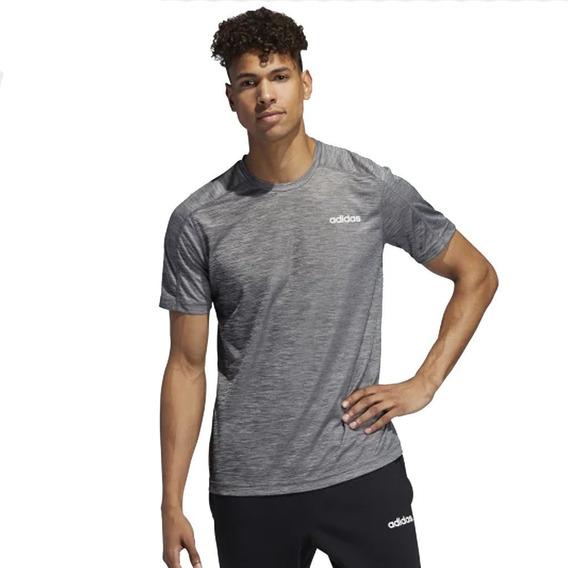 adidas Remera D2m Ht Melange - Hombre - Corner Deportes