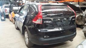 Sucata Honda Cr-v Exl 2012 2.0 4x4 155 Cv Gasolina (peças)