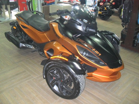 Triciclo Can-am Spyder Rss 2013