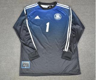 Camisa Alemanha Copa Do Mundo 2002 Goleiro Kahn 1