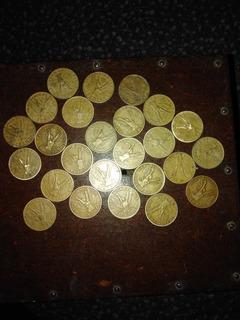 Tengo 26 Monedas De La Libertad De $10 De Diferente Años