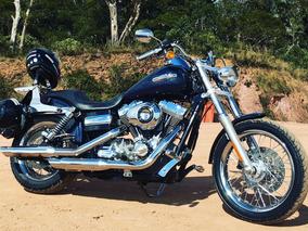 Harley Davidson Dyna Super Glide Custom Fxdc 1584cc 2009