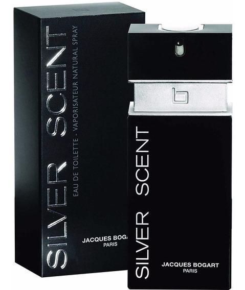 4 Silver Scent Tradicional + 1 Silver Scent Intense 100ml
