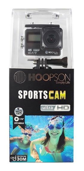 Camera Esportiva Sposrtscam Ultra Hd Hoopson Sch-003