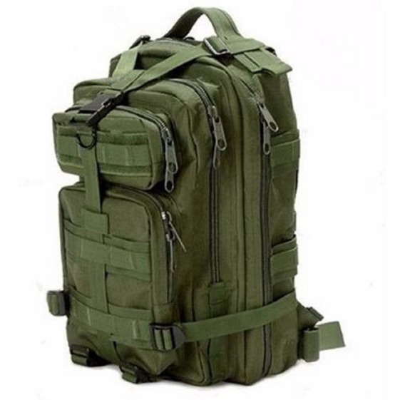 Mochila Tactica Militar Equipamiento Uso Diario 30lts Forest