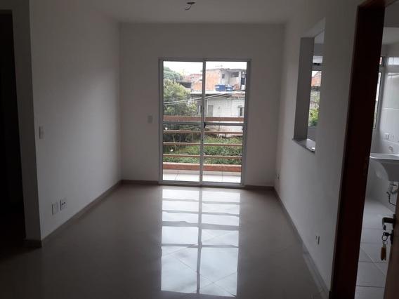 Apartamento Novo Para Venda 49m² - 2 Dormitórios - Jardim Vista Alegre - Embu Das Artes - 247 - 33590165
