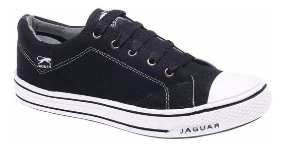 Zapatillas Jaguar 320 Lona C/puntera 34 A 45 Nesport