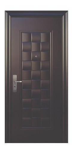 Puerta De Seguridad Xe Luxury Apertura Der Acero 100% Ch