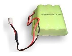Bateria Pack Aa 8,4v 1800 Mah Ni-mh Com Conector