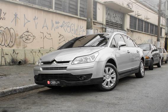 Citroën C4 2.0 Exclusive 16v Flex 4p Manual