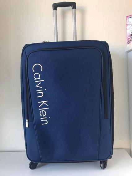 Mala De Viagem Calvin Klein Original Usada Uma Vez