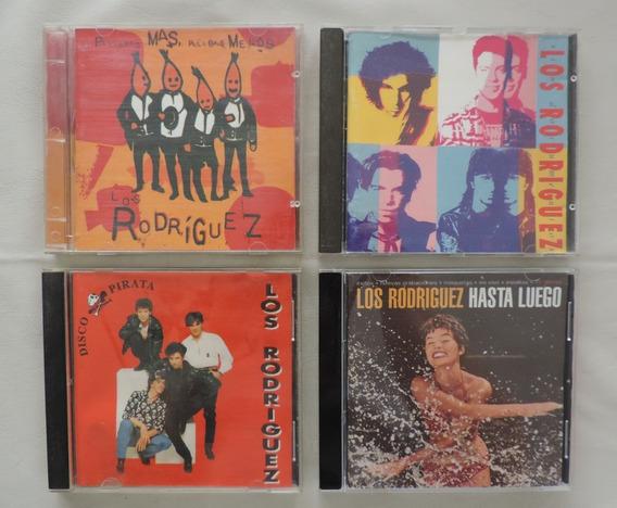 Lote Con Un Total De 4 Álbumes De Los Rodríguez
