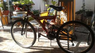 Bicicleta Con Amortiguacion