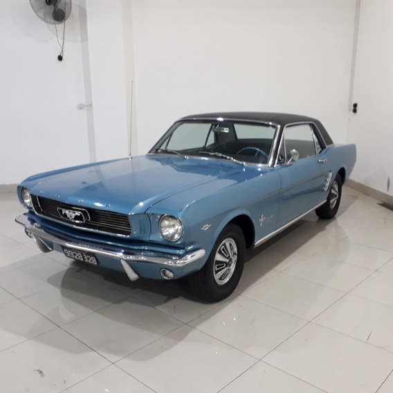 Ford Mustang Hard Top V8 1966