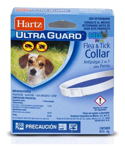Imagen 1 de 7 de Collar Antipulgas 2/1 Perros Adultos Hartz Pulga Garrapata