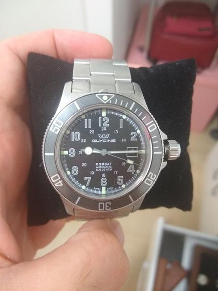 Relógio Glycine Combat Sub Automático