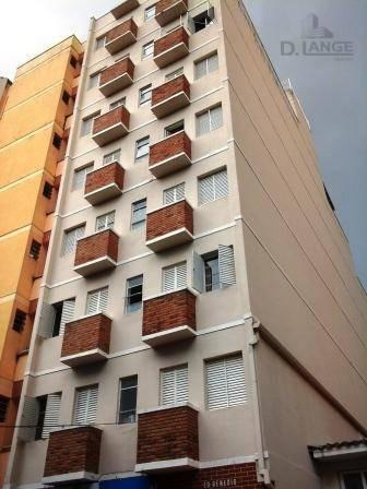 Kitnet Residencial À Venda, Botafogo, Campinas - Kn0511. - Kn0511