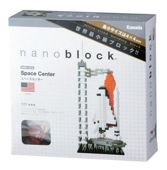Nanoblock Cohete Espacio Nasa Juguete Rompecabezas Regalo
