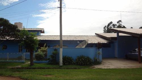 Imagem 1 de 19 de Chácara Com 4 Dormitórios À Venda, 1525 M² Por R$ 850.000,00 - Jardim Solaris - Atibaia/sp - Ch0101