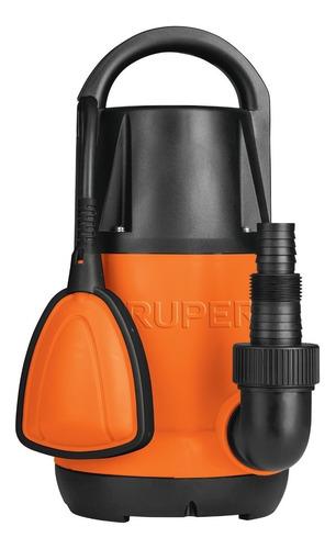 Imagen 1 de 8 de Bomba Sumergible Agua Limpia 1 Hp Truper 12602